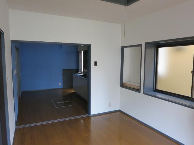 三郷市 H様邸 和室から洋室へ・室内塗装リフォーム