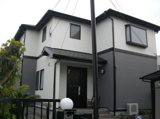 松戸市 I様邸 屋根・外壁塗装リフォーム