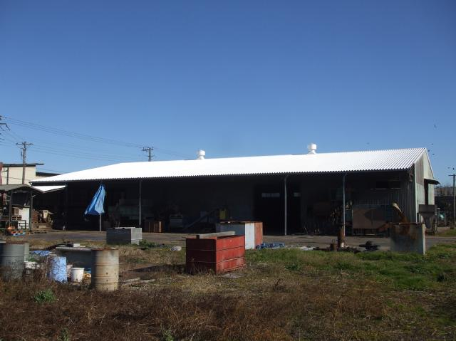 入間市 製品倉庫 屋根防水塗装リフォーム