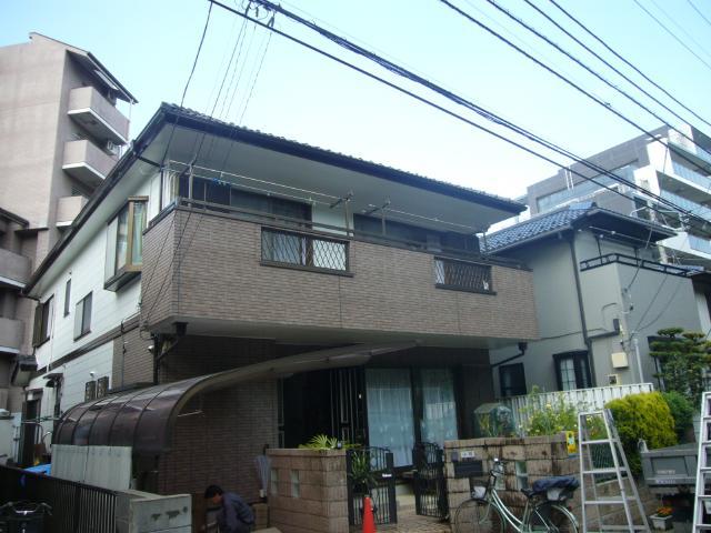 松戸市 K様邸 外壁塗装リフォーム