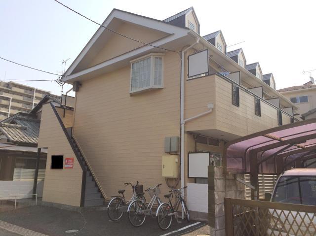 千葉県柏市アパート L様 アステックペイントで外壁塗装・屋根塗装リフォーム