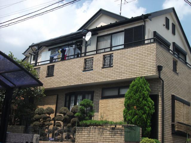 松戸市 M様邸 屋根外壁塗装リフォーム