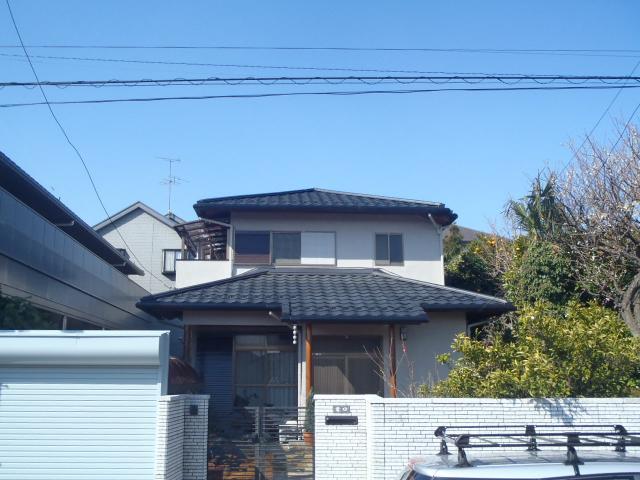 松戸市 M様邸 外壁塗装リフォーム