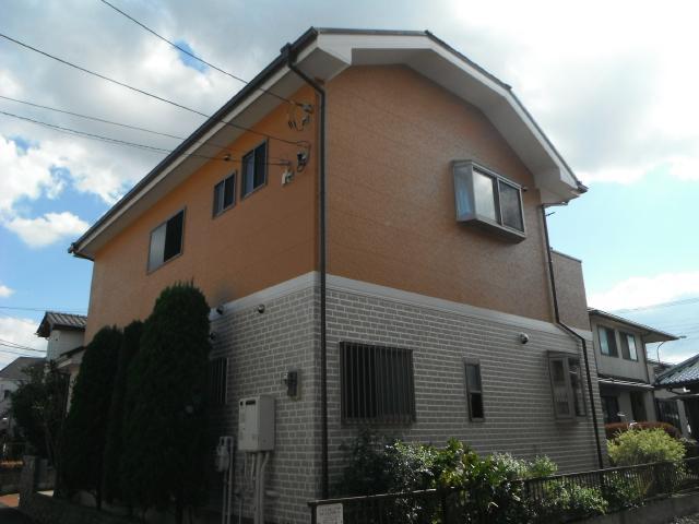 四街道市 M様邸 屋根外壁塗装リフォーム