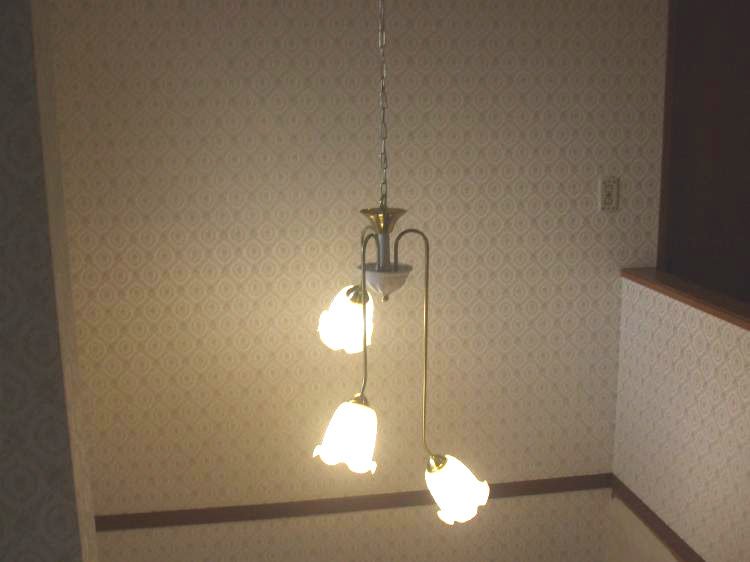 市川市 S様邸 ライト取替えリフォーム