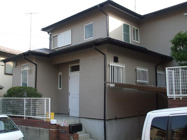 流山市 N様邸 屋根外壁塗装リフォーム