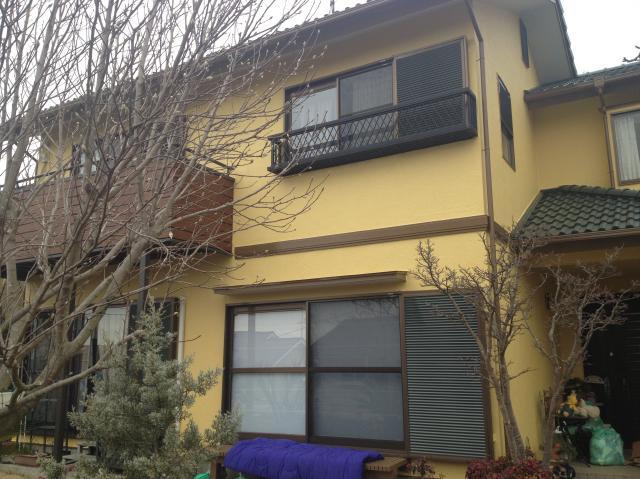 龍ヶ崎市 S様邸 屋根外壁塗装リフォーム
