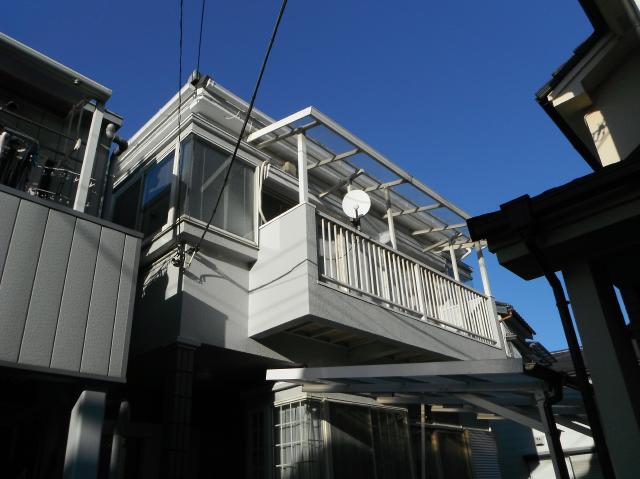 八潮市 S様邸 外壁屋根塗装リフォーム