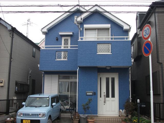 柏市 I様邸 屋根外壁塗装リフォーム