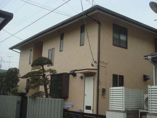 市川市 S様邸 屋根外壁塗装リフォーム
