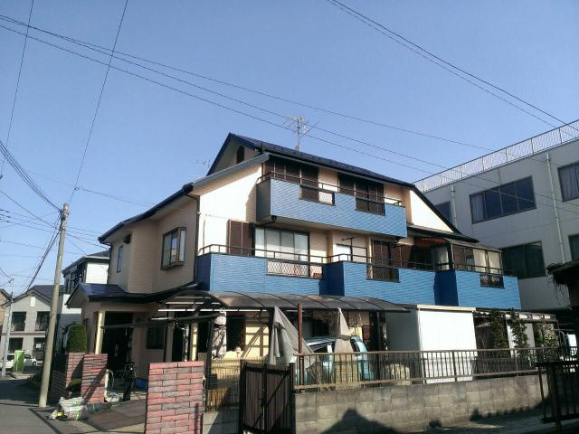 松戸市 S様邸 外壁屋根塗装リフォーム