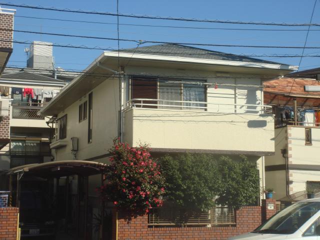 足立区 S様邸 屋根外壁塗装リフォーム