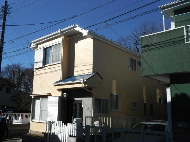 船橋市 S様邸 屋根外壁塗装リフォーム