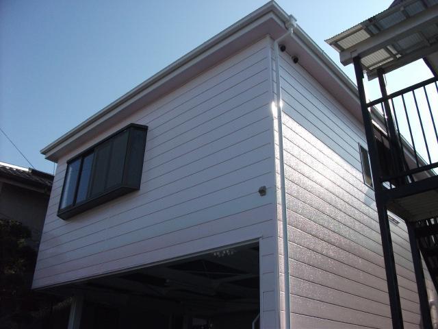 松戸市 U様邸 外壁・屋根塗装リフォーム