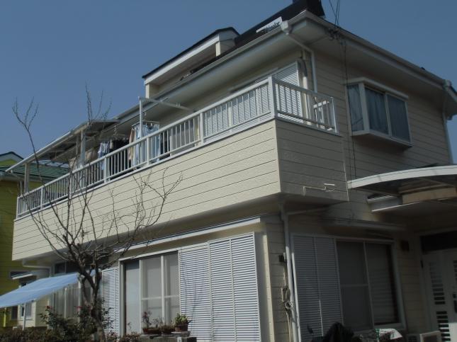 柏市 屋根外壁塗装リフォーム Y様邸