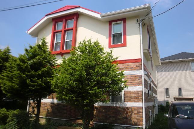 八千代市 屋根外壁塗装リフォーム Y様邸