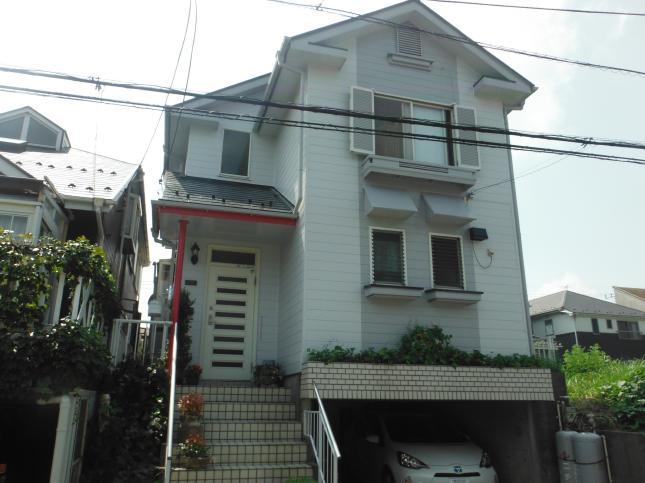野田市 屋根・外壁塗装リフォーム U様邸