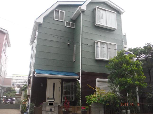 松戸市 屋根外壁塗装リフォーム H様邸