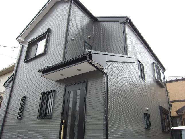我孫子市 屋根外壁塗装リフォーム W様邸