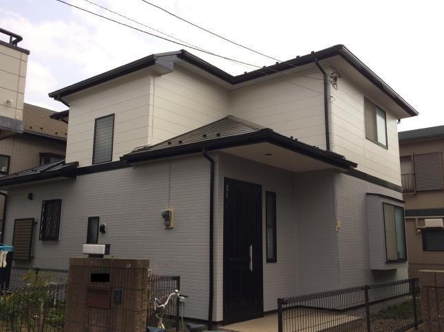 船橋市 屋根外壁塗装リフォーム M様邸
