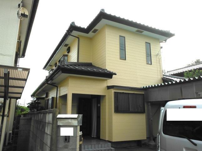 野田市 外壁塗装リフォーム S様邸
