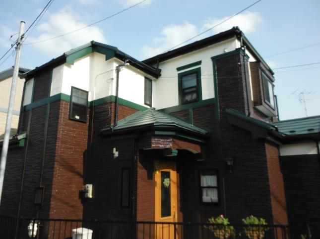 松戸市 屋根葺き替え 外壁塗装リフォームS様邸