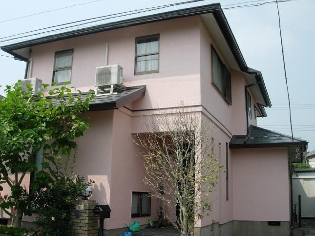印西市 外壁塗装リフォーム T様邸