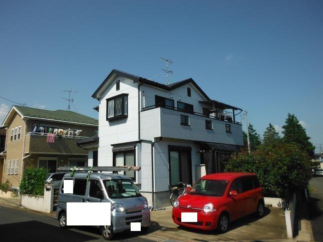 白井市 屋根外壁塗装リフォーム A様邸