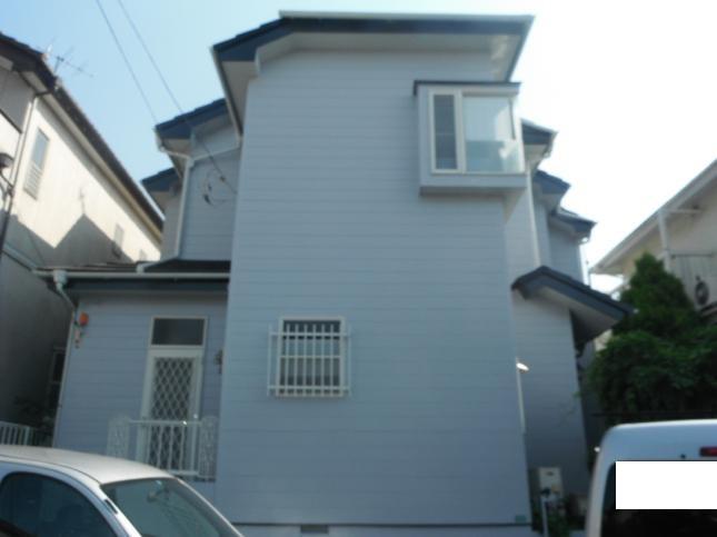 船橋市 屋根外壁塗装リフォーム H様邸