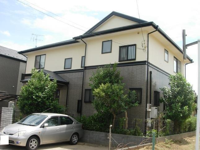 松戸市 屋根外壁塗装リフォーム T様邸