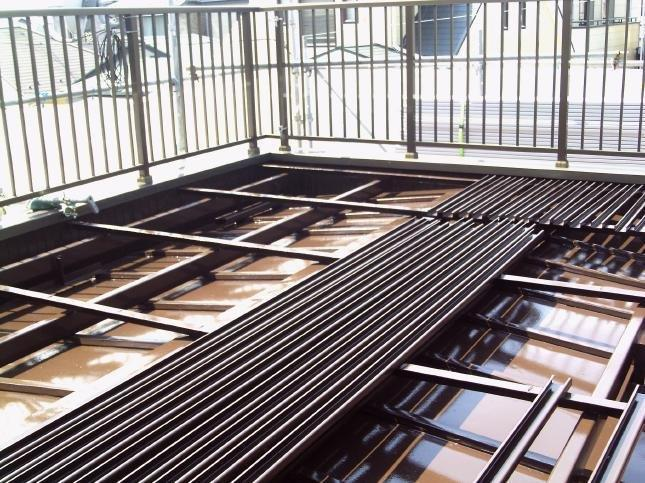 浦安市 瓦棒屋根塗装リフォーム S様邸