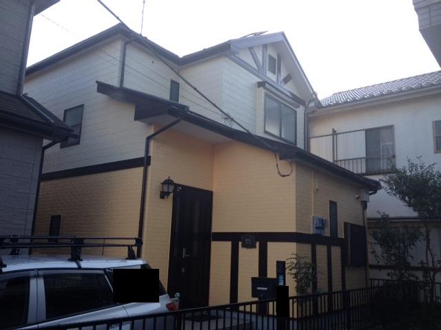 柏市 屋根外壁塗装リフォーム O様邸