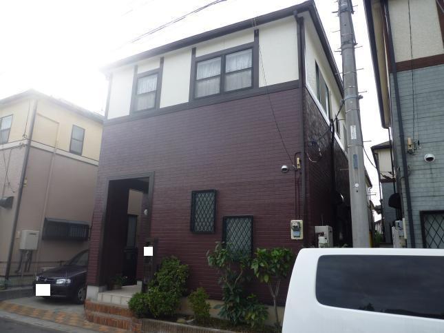 越谷市 屋根外壁塗装リフォーム Y様邸