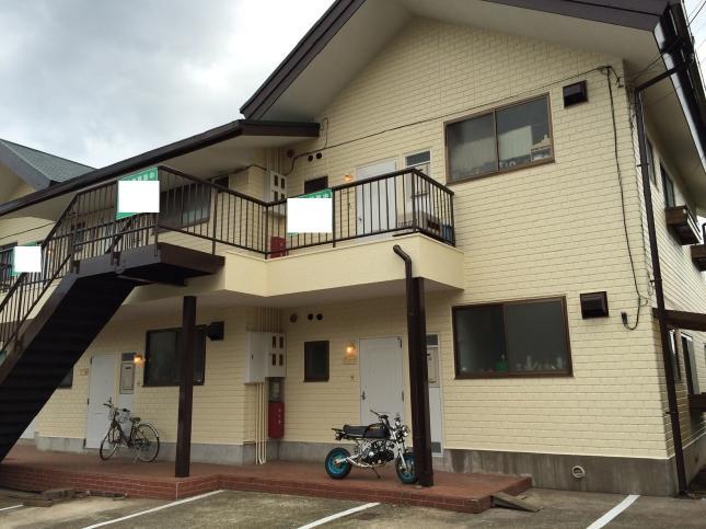 松戸市 アパート屋根外壁塗装リフォーム