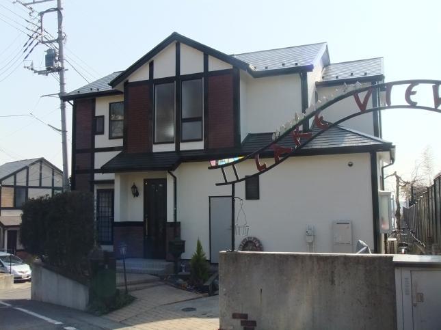 我孫子市 屋根外壁塗装リフォーム S様邸
