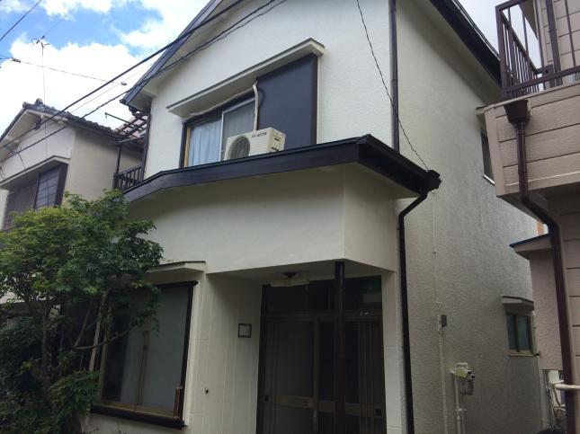 江戸川区 屋根外壁塗装リフォーム K様邸