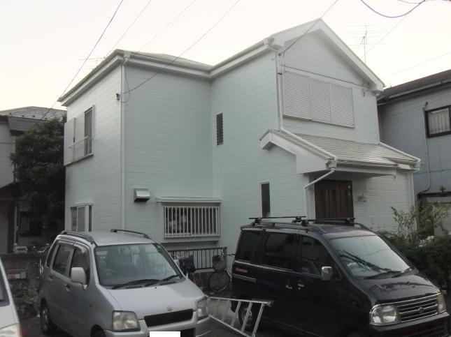 松戸市 屋根外壁塗装リフォーム K様邸