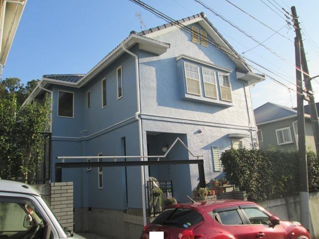 野田市 屋根外壁塗装リフォーム U様邸