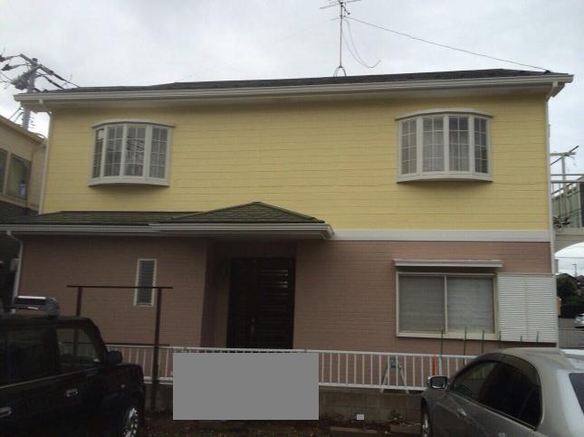 柏市 屋根外壁塗装リフォーム C様邸