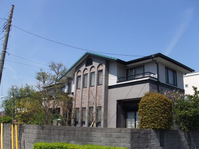 柏市屋根・付帯部塗装リフォームA様邸