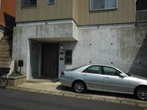 松戸市U様 コンクリート再生塗装リフォーム前2