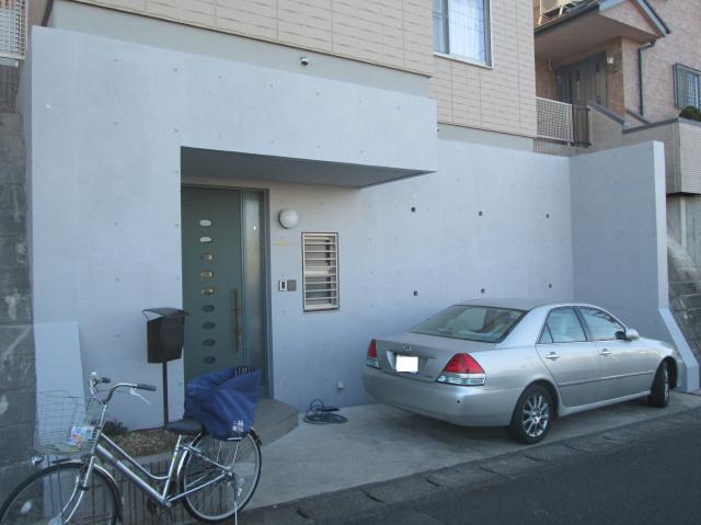松戸市U様邸 コンクリート再生塗装リフォーム