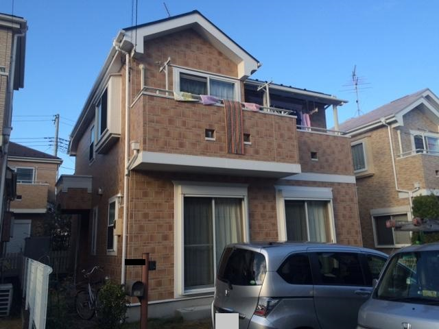 流山市K様邸 屋根外壁塗装リフォーム