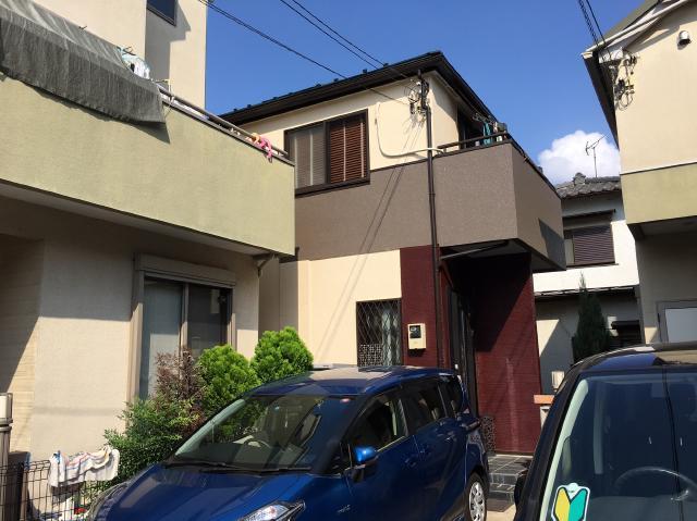松戸市M様邸 屋根外壁塗装リフォーム