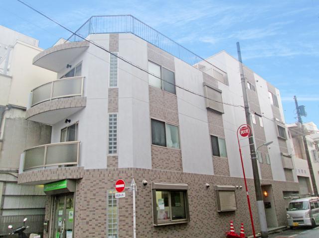 品川区M様邸 屋上防水外壁コンクリート再生塗装
