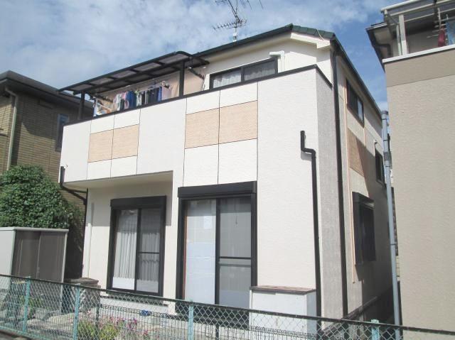 松戸市S様邸 屋根カバー工法外壁塗装リフォーム