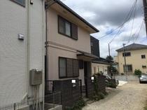 松戸市W様邸屋根外壁塗装リフォーム前