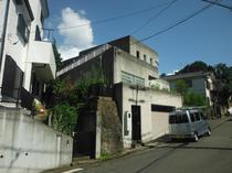 横浜市K様邸 コンクリート再生塗装前