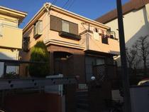 松戸市T様邸 屋根外壁塗装リフォーム前