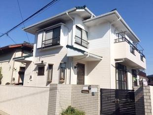 松戸市Y様邸 屋根外壁塗装リフォーム後